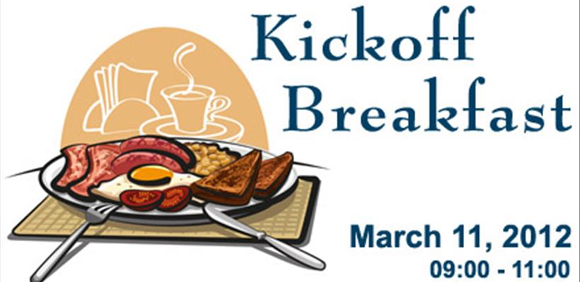 2012 Kick-Off Breakfast