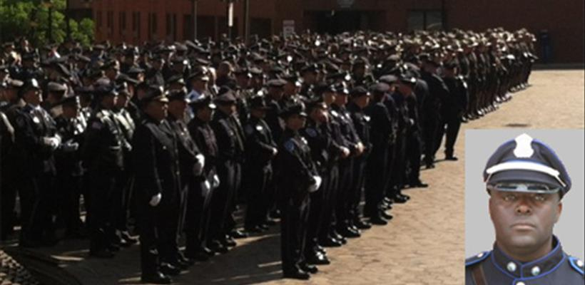 Funeral Service for Sgt. Maxwell Dorley